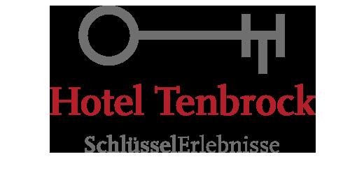 Hotel Tenbrock Gescher Logo